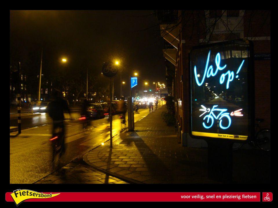 Fietsverlichtingscampagne 2011