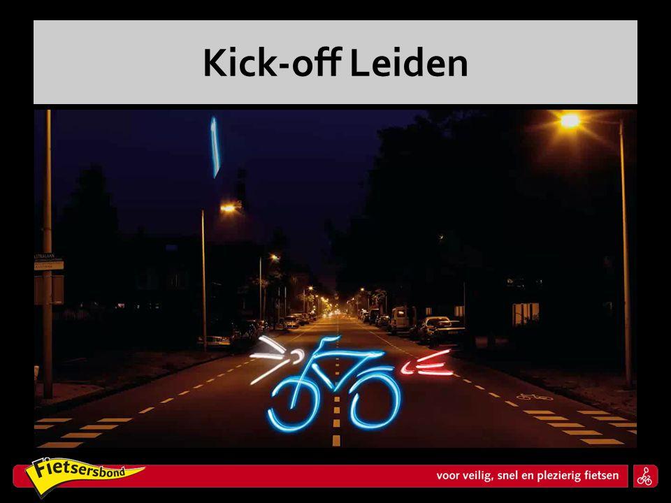 Kick-off Leiden