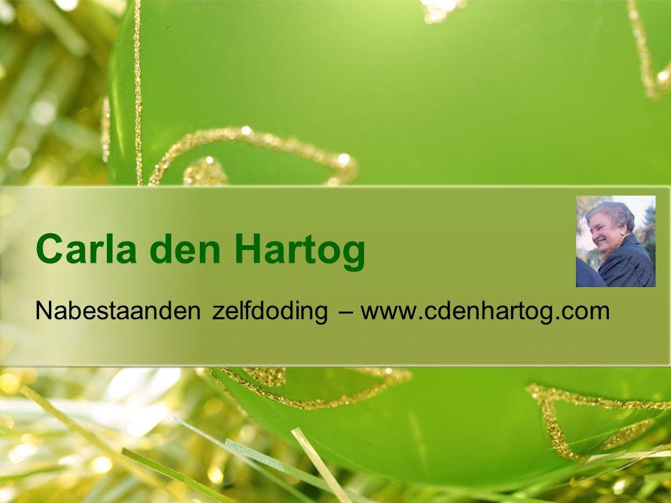 Carla den Hartog Nabestaanden zelfdoding – www.cdenhartog.com