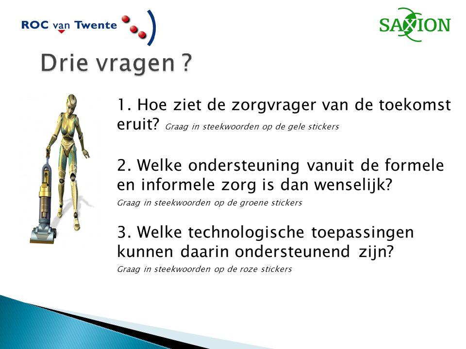 Het ontwikkelen en implementeren van de opleiding Helpende Zorg, Welzijn en Technologie (ROC van Twente)