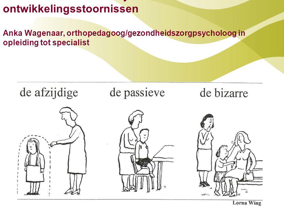 PIPO+: incontinentie bij kinderen met ontwikkelingsstoornissen Anka Wagenaar, orthopedagoog/gezondheidszorgpsycholoog in opleiding tot specialist