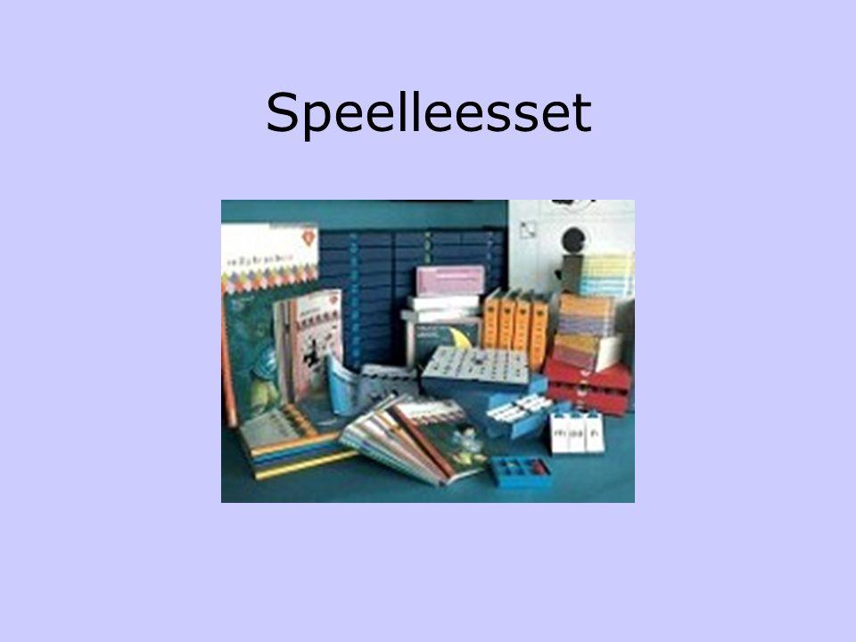 Na de verwerking •Leesboek •Woordendoos/ letterdoos •Ringboekjes •Klikklakboekjes •Vlot en veiligboekjes •De speelset