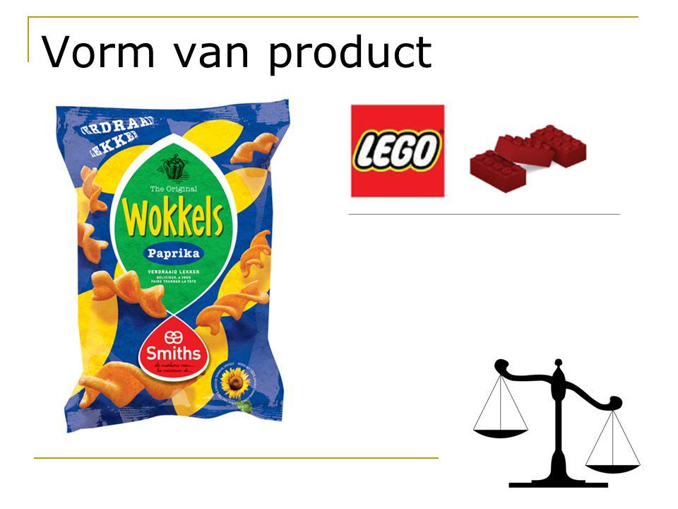 Vorm van product
