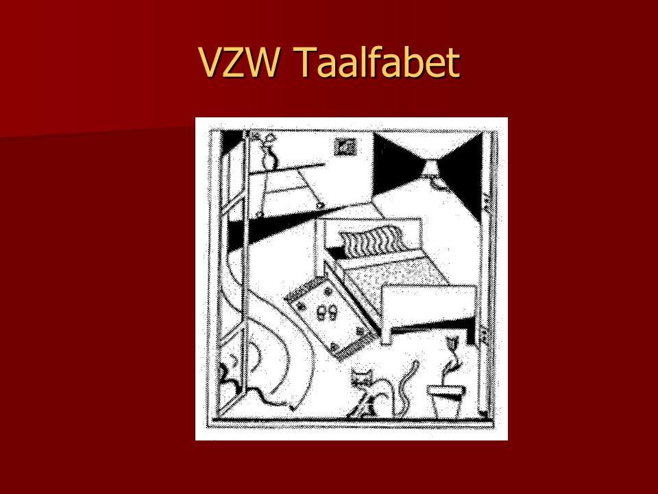Meer info! www.taalfabet.be