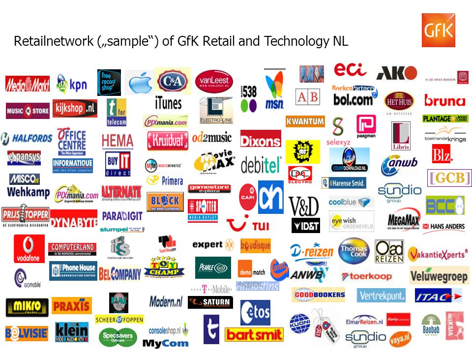 """© GfK 2013 