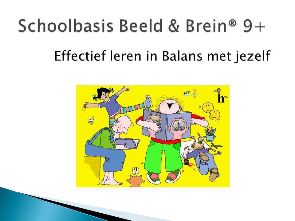 Effectief leren in Balans met jezelf
