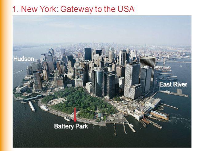 Global command centre Manhattan want… a.44 MNO's uit Fortune 500 hebben hun hoofdkantoor in NY b.Een van de tien banen uit de private sector in de stad komen van buitenlandse bedrijven.
