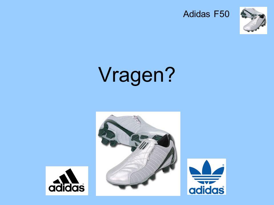 Vragen? Adidas F50