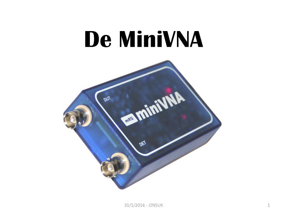 Demo 5 – Transmissie/TV-3300-LP 31/1/2014 - ON5UK12 Specificaties: minimum 80 dB verzwakking boven 41 MHz.