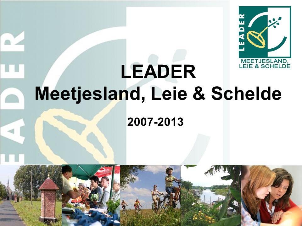 LEADER, Provincie Oost- Vlaanderen