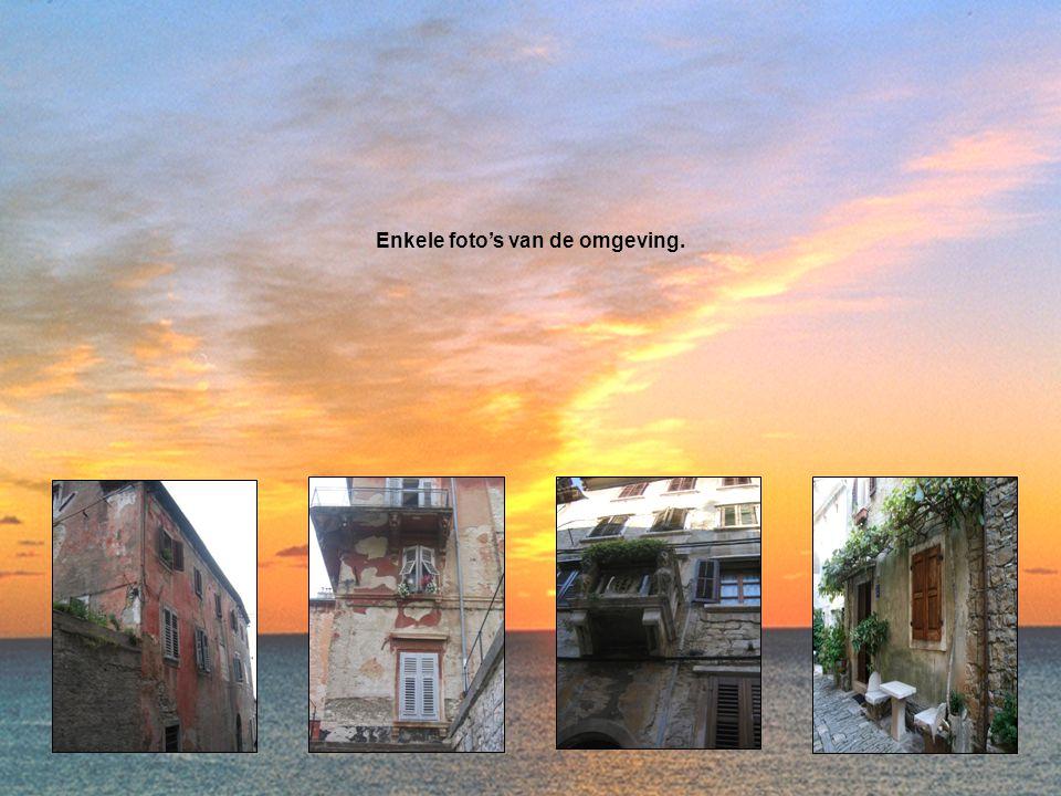 Enkele foto's van de omgeving.
