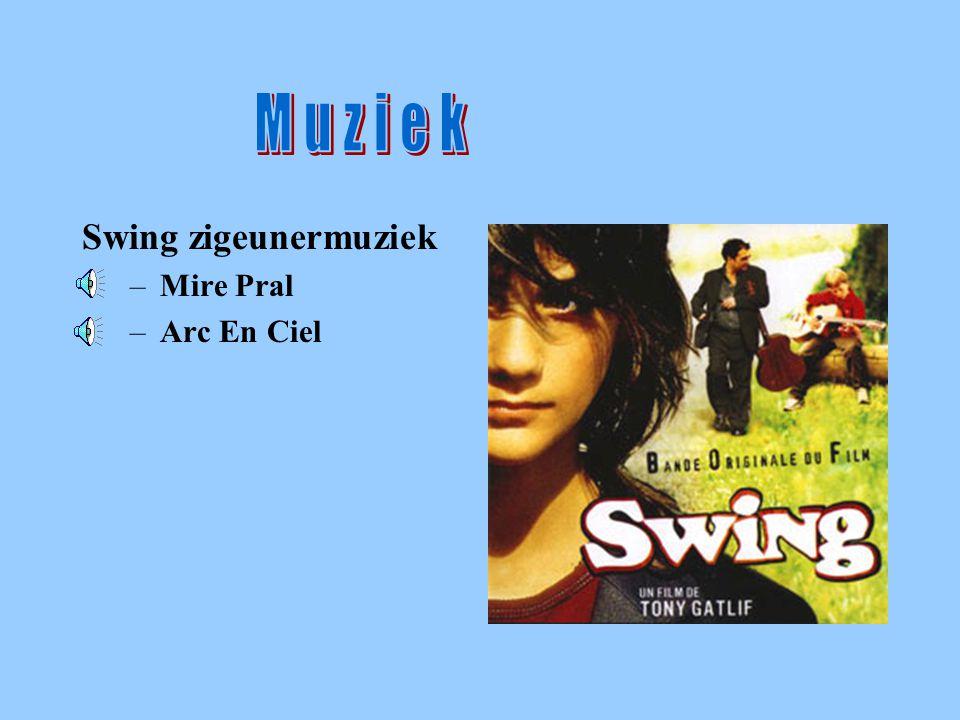 Muziek Swing zigeunermuziek –Mire Pral –Arc En Ciel