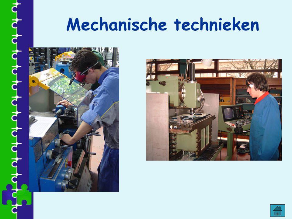 Mechanische technieken