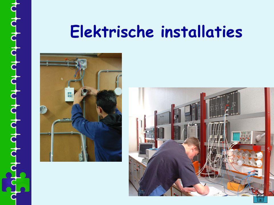 Elektrische installaties