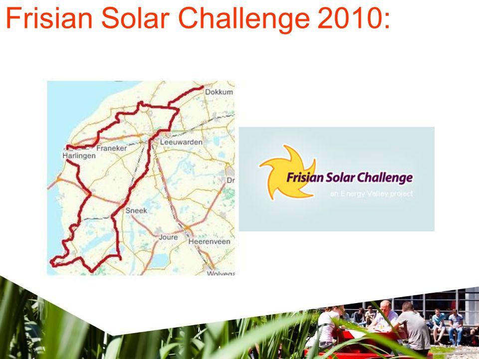 Frisian Solar Challenge 2010: