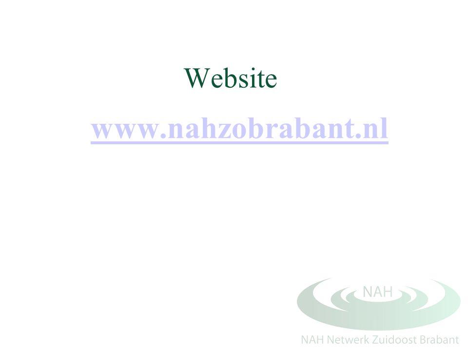 Website www.nahzobrabant.nl