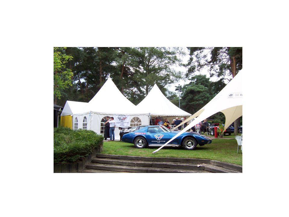Ook de latere winnaar de SRT Corvette