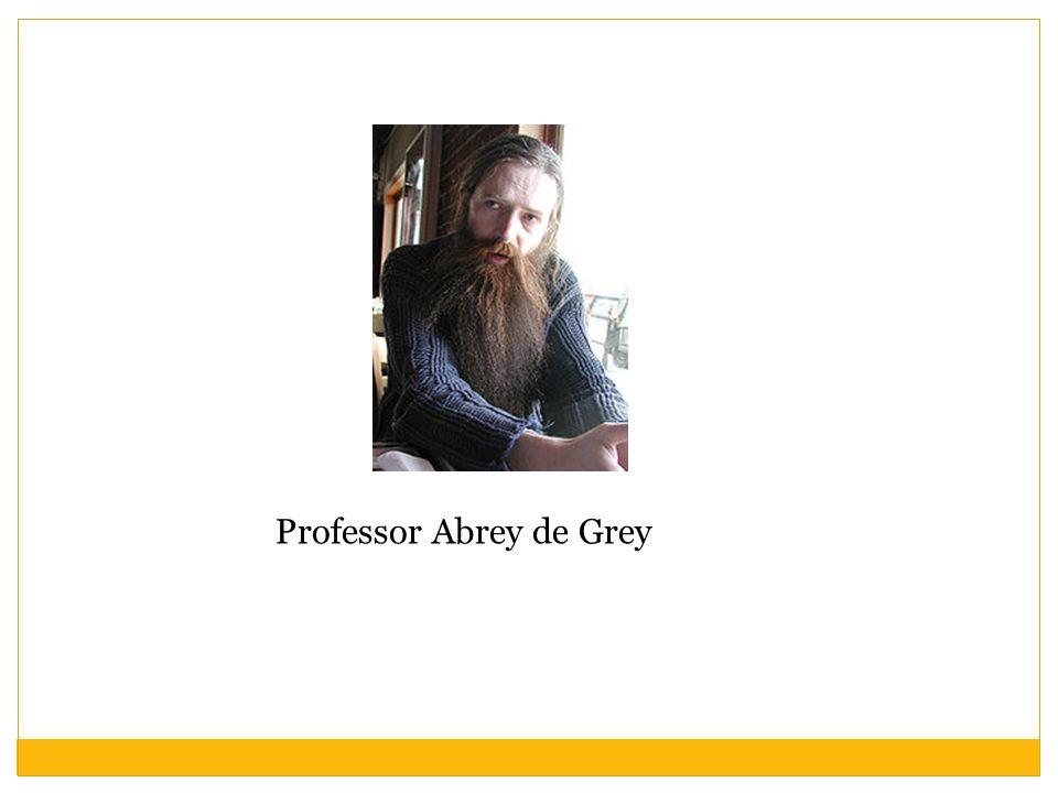 Professor Abrey de Grey