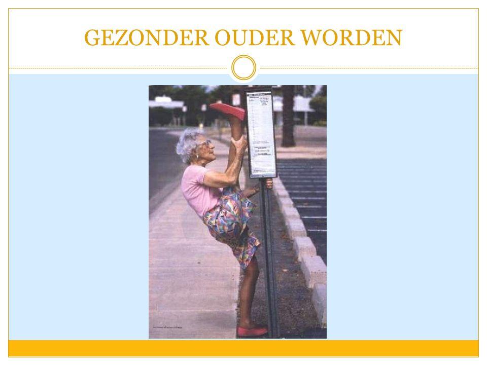 GEZONDER OUDER WORDEN