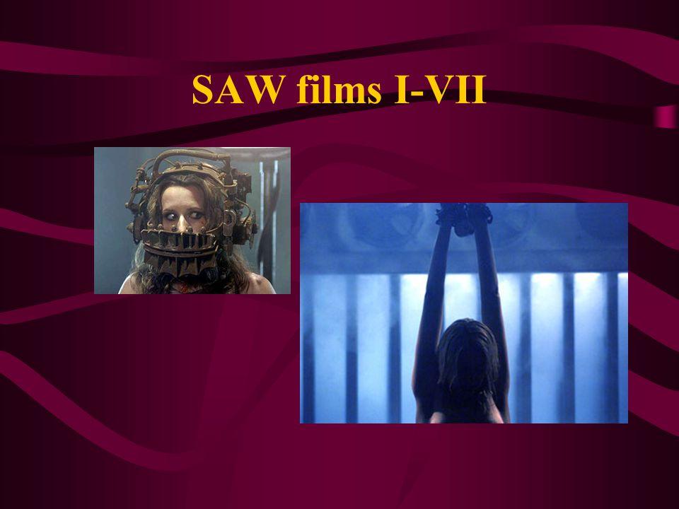 SAW films I-VII