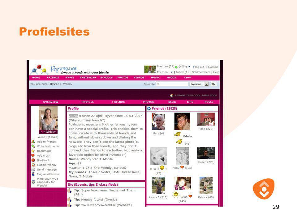 Profielsites 29