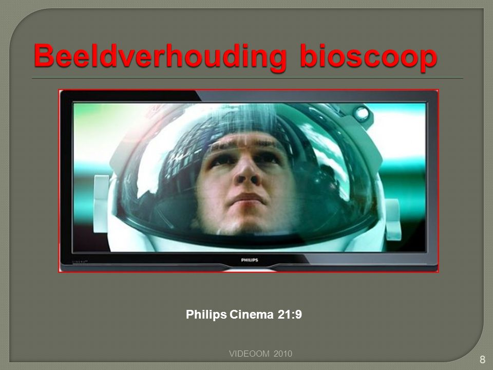 8 Philips Cinema 21:9