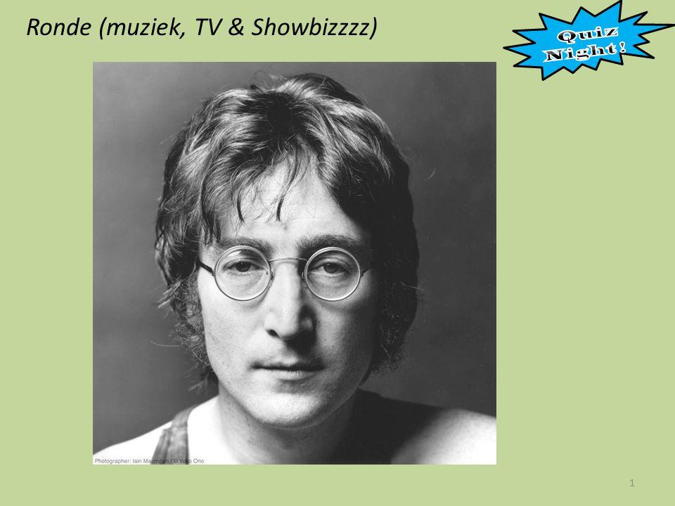 Ronde (muziek, TV & Showbizzzz) 1