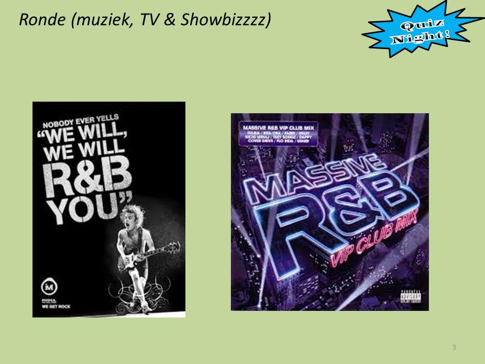 Ronde (muziek, TV & Showbizzzz) 14