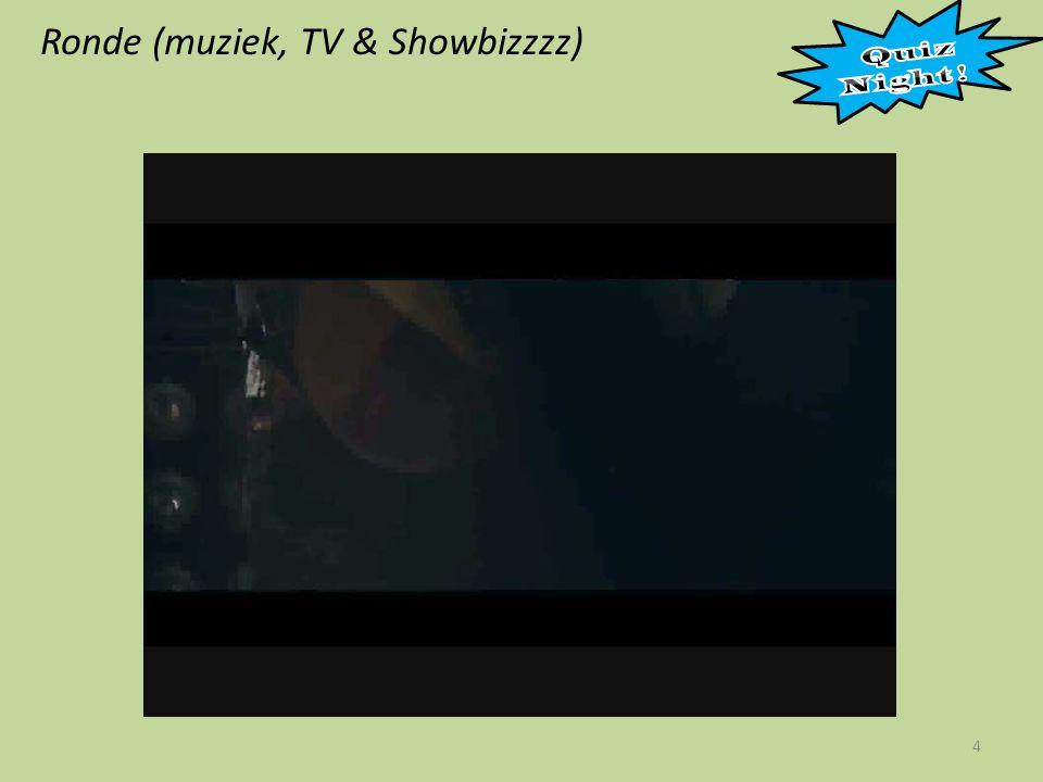 Ronde (muziek, TV & Showbizzzz) 15