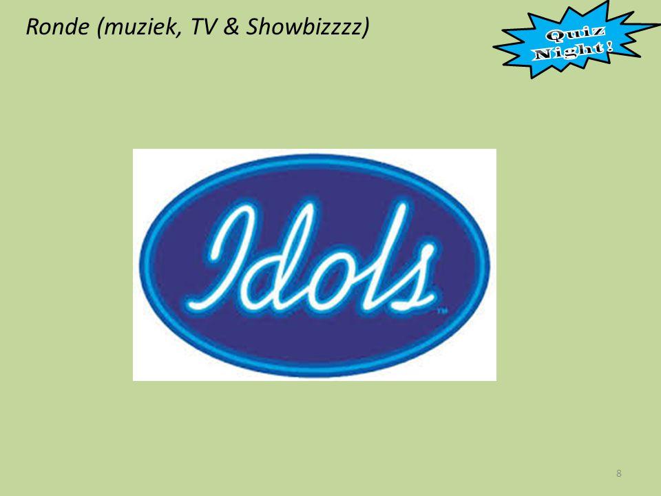 Ronde (muziek, TV & Showbizzzz) 19