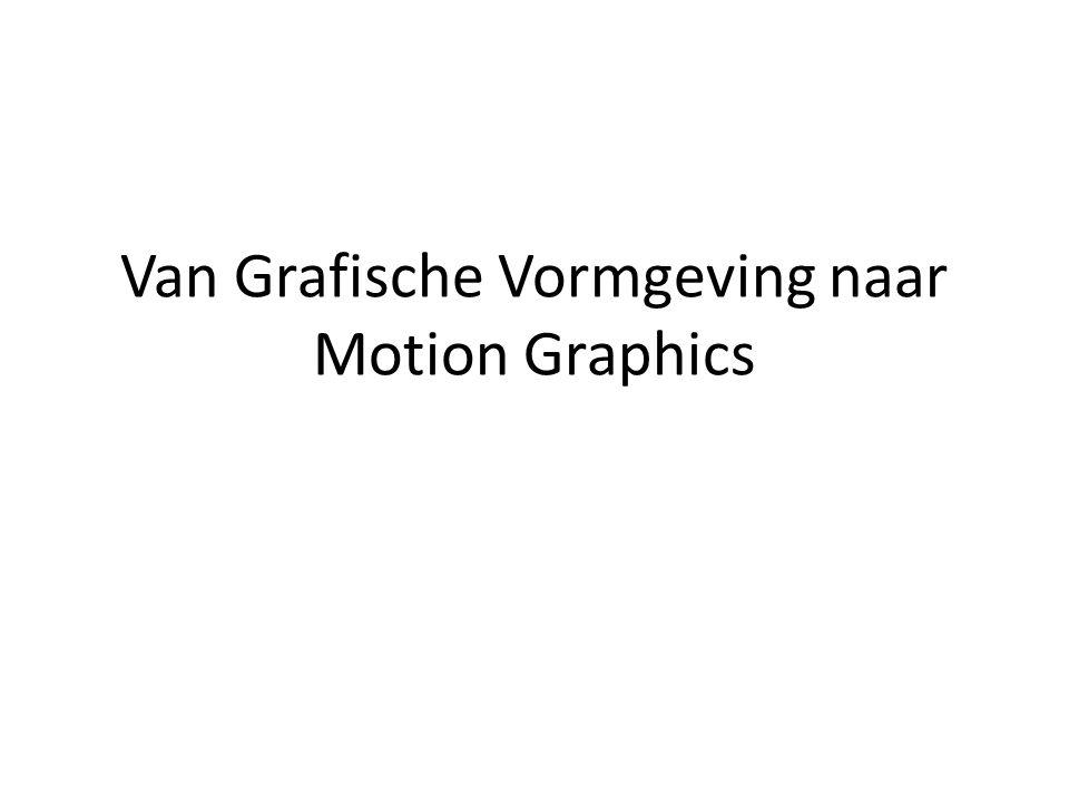 Grafische vormgeving is het visueel vormgeven van ideeën in verschillende media, met als doel om mensen iets mee te delen.