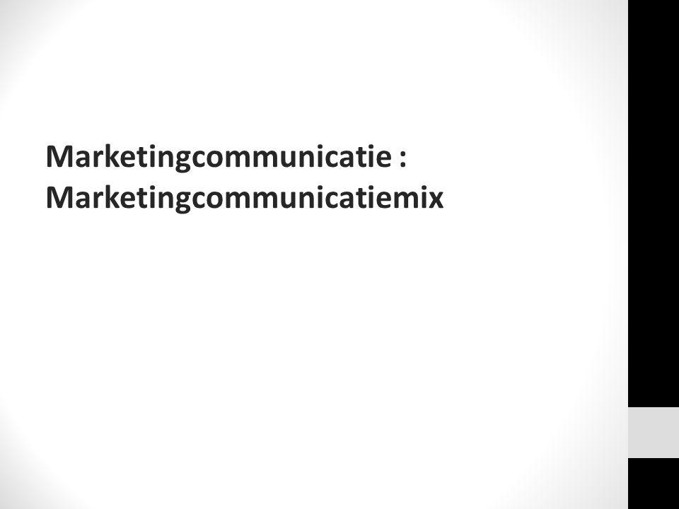 HET PLAN • De Rode draad van het marketing communicatie plan • Van marketing naar marketingcommunicatieplan • Analyse van merk, markt, afnemer, product en concurrentie • Marketingcommunicatie vraagstuk • Globale strategie • Marketingcommunicatie doelgroep • Marketingcommunicatie doelstelling • Marketingcommunicatie strategie • - Positioniering /propositie • - Instrumenten keuze: reclame, pr, promoties, dm,sponsoring, events, instore,beurzen, social media.