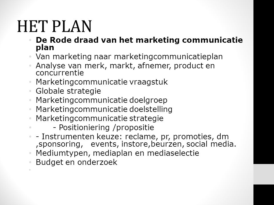 LOKALE Strategie • Positionering, Propositie, concept en uitvoering • Think global act local • Lokale management