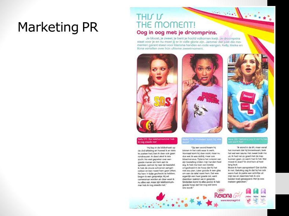 Marketing PR