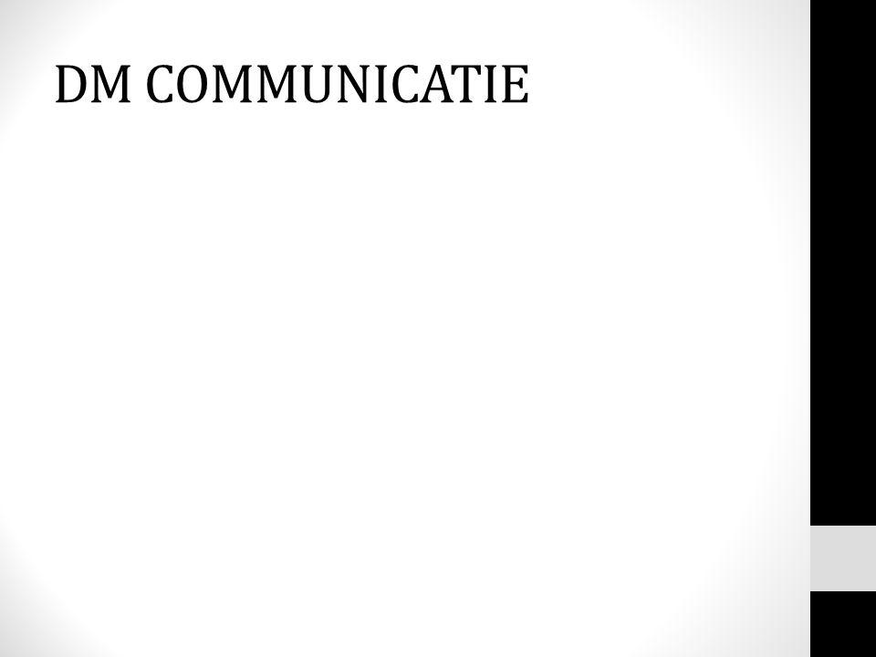 DM COMMUNICATIE