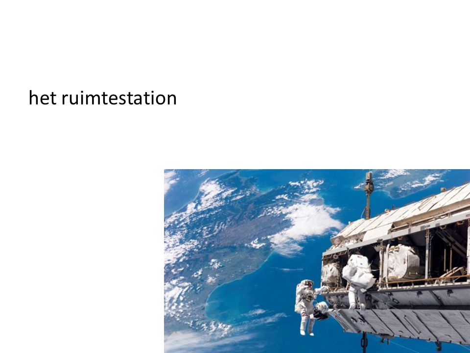 het ruimtestation
