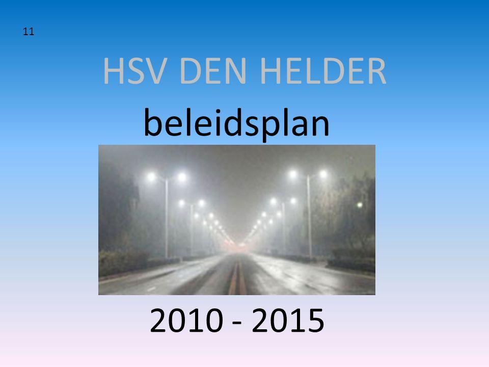 2010 - 2015 beleidsplan 11