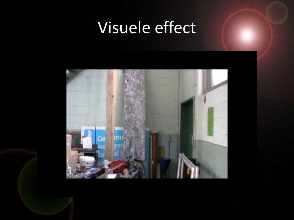 Visuele effect