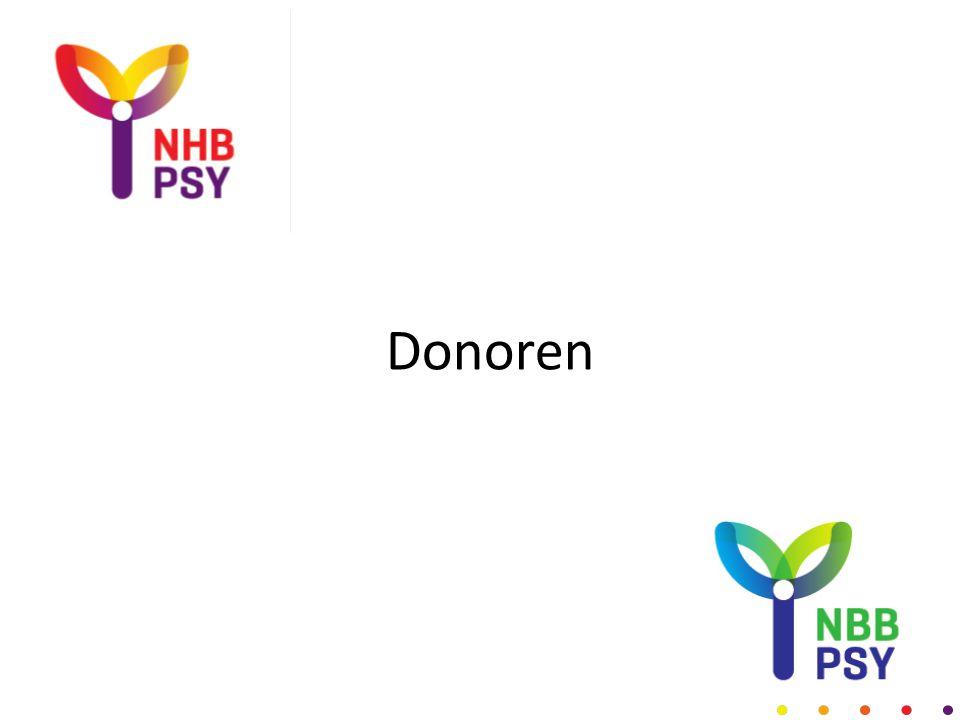 Donoren