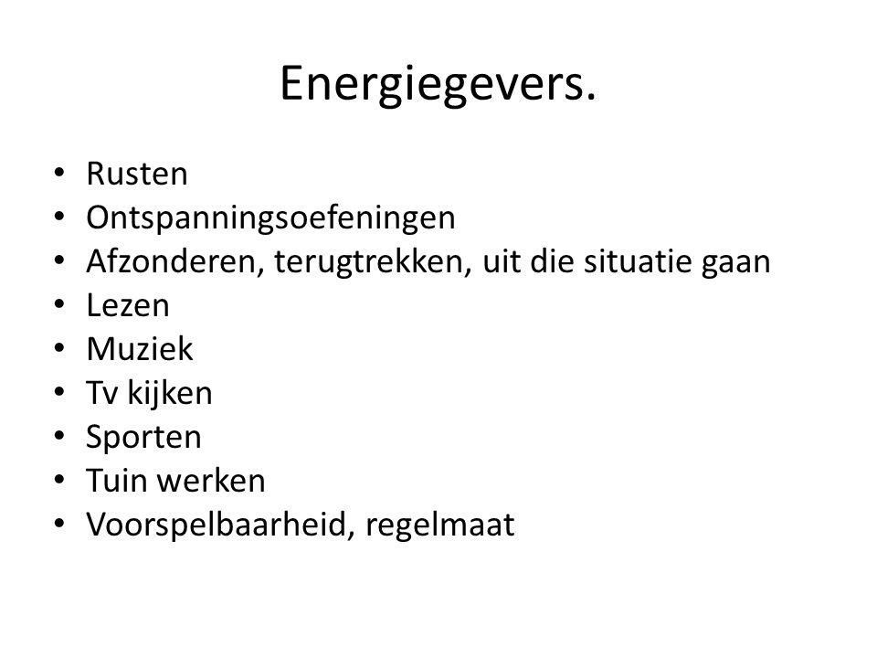 Energievreters.