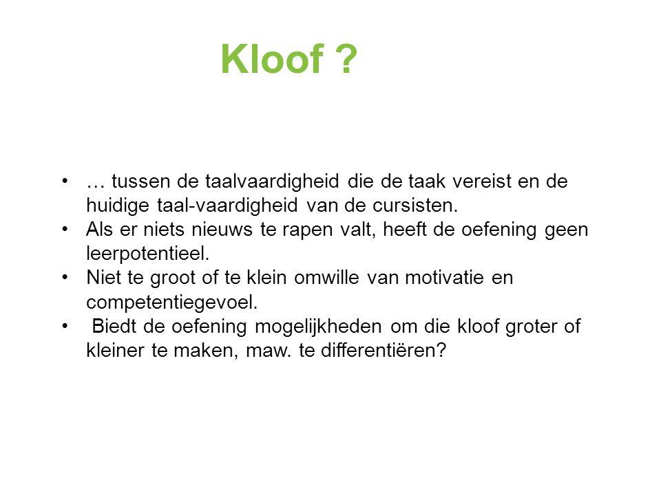 Kloof .