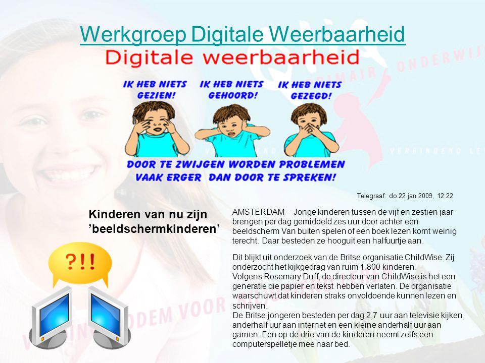 Ger Dirks - BIC QliQ Primair Onderwijs in Helmond Telegraaf do 13 jan 2011, 12:58 Internet nog lang niet veilig voor kinderen BRUSSEL - Ouders hebben