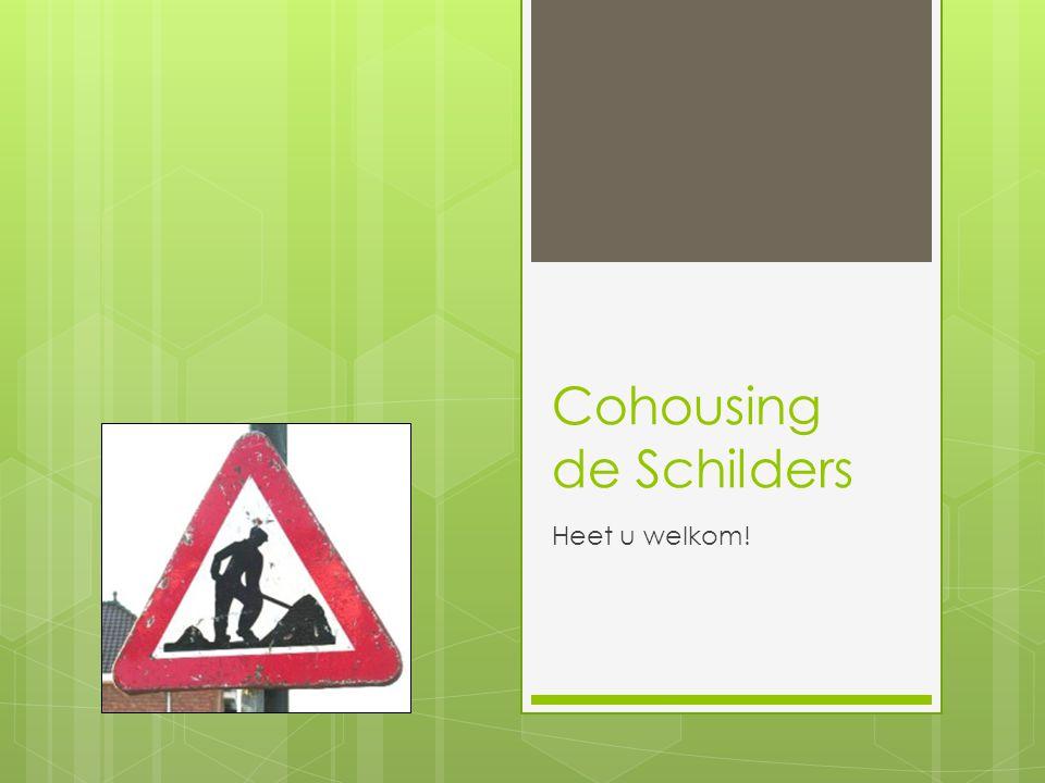 Cohousing de Schilders Heet u welkom!