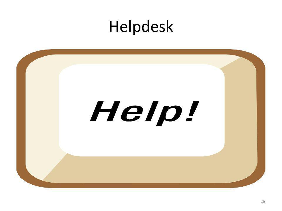 Helpdesk 28