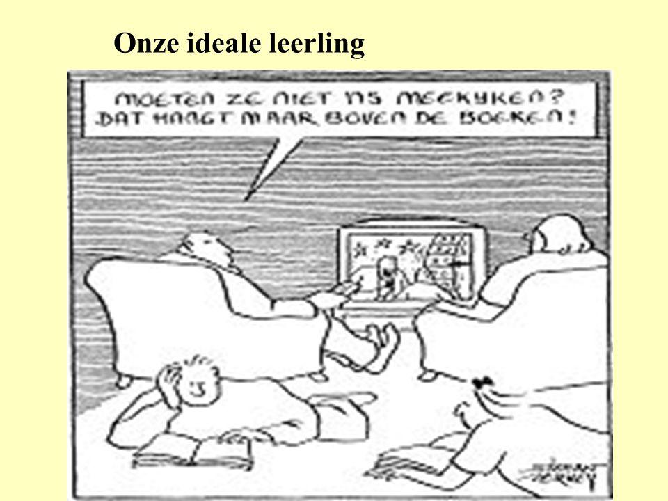 Onze ideale leerling