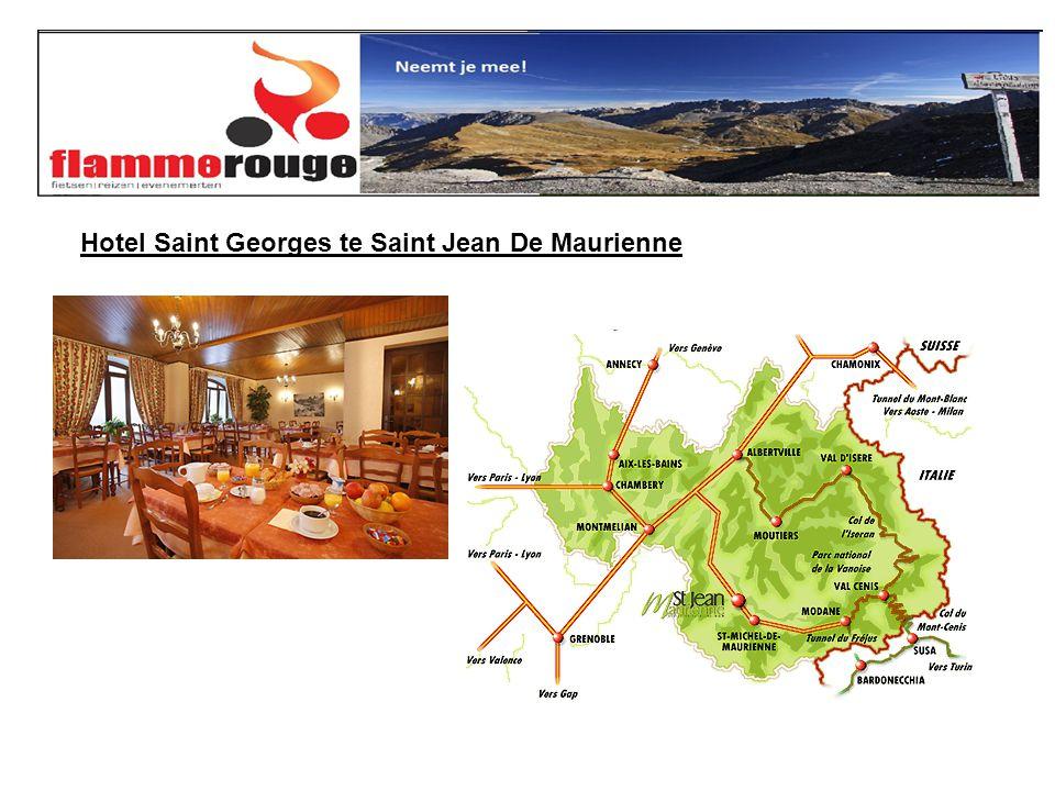 Hotel Saint Georges te Saint Jean De Maurienne