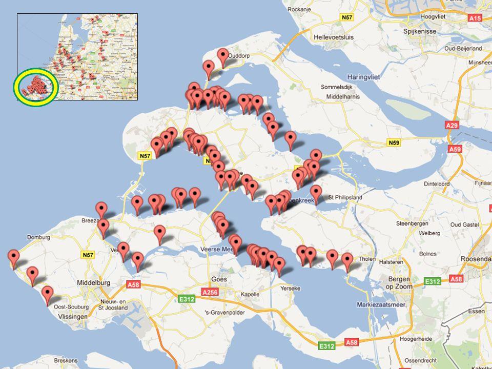 •Meer dan 80 duikplaatsen •Ongeveer 800.000 duiken per jaar • 400.000 door Nederlanders • 250.000 door Belgen • 150.000 door Duitsers, Fransen, Engelsen Zeeland: 'Dutch Divers Delta'