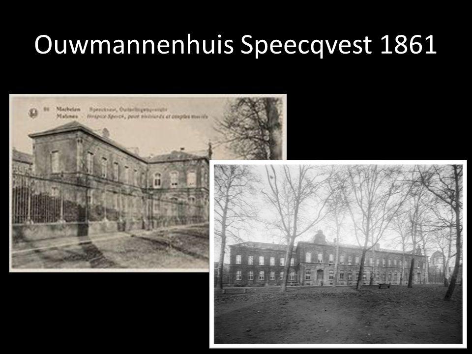 Ouwmannenhuis Speecqvest 1861