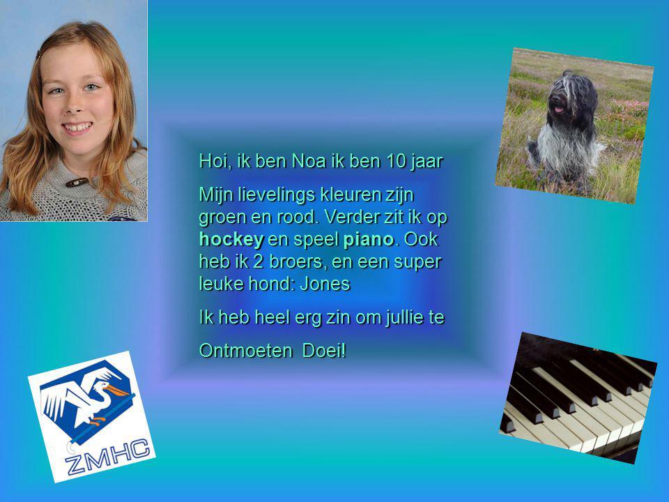 Hoi ik ben Jim.Ik ben 10 jaar(17 maart word ik 11) Ik woon in Zwolle.
