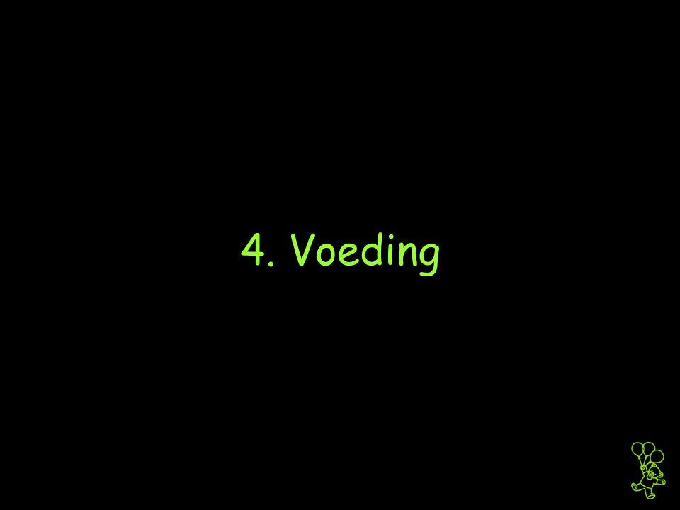 4. Voeding